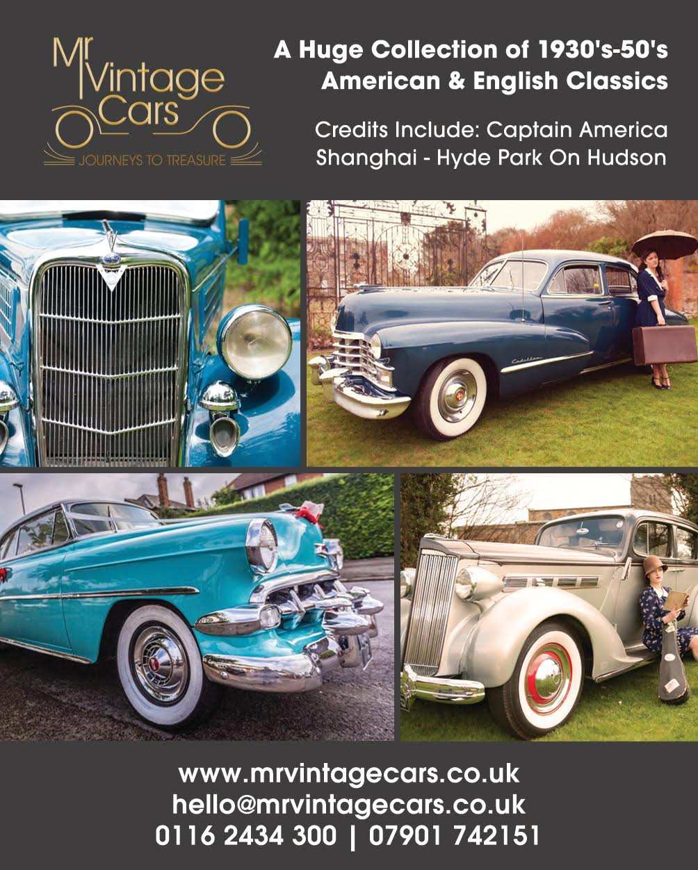 Hire Our Vintage Cars for Film and TV   Mr Vintage Cars